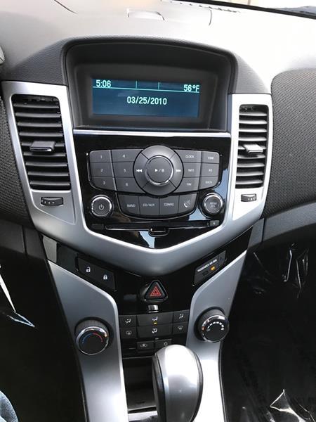 2013 Chevrolet Cruze 1LT Auto 4dr Sedan w/1SD - Dillsburg PA