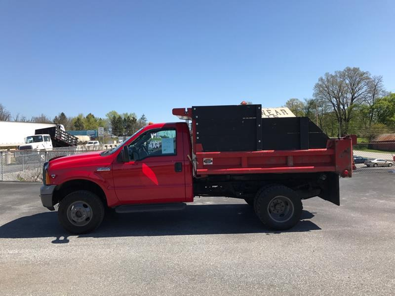 2005 Ford F-350 Dump Truck XL 4x4 - Dillsburg PA