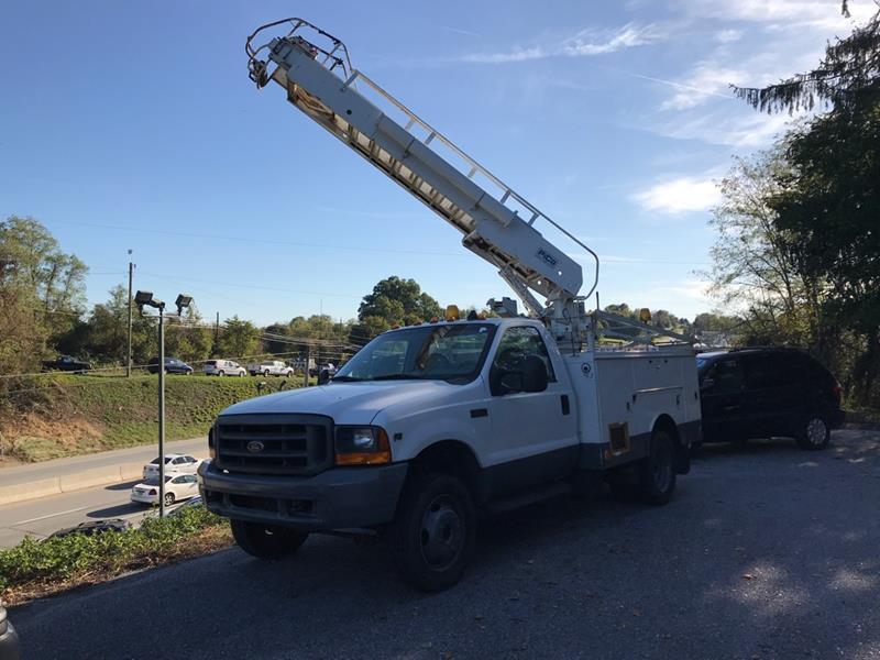 1999 Ford F450 Ladder Truck XL - Dillsburg PA