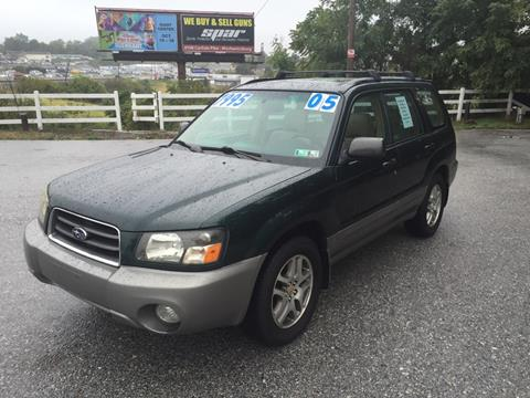 2005 Subaru Forester for sale in Dillsburg, PA