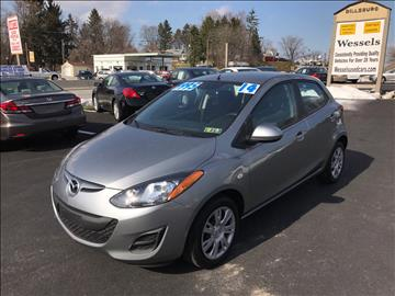 2014 Mazda MAZDA2 for sale in Dillsburg, PA