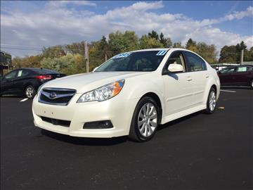 2011 Subaru Legacy for sale in Dillsburg, PA