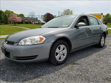 2007 Chevrolet Impala for sale in Dillsburg, PA