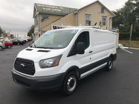 2015 Ford Transit Cargo for sale in Dillsburg, PA