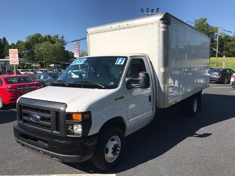 2017 Ford E-Series Chassis for sale in Dillsburg, PA