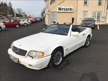1996 Mercedes-Benz SL-Class for sale in Dillsburg, PA