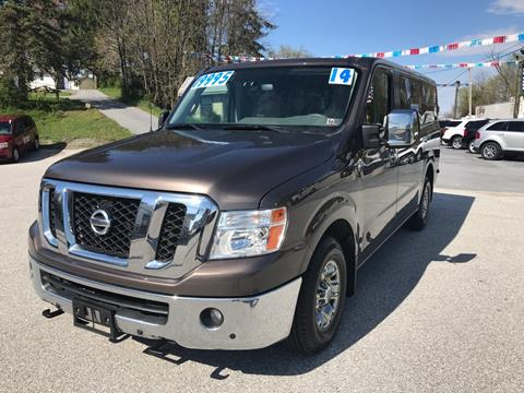 2014 Nissan NV Passenger for sale in Dillsburg, PA