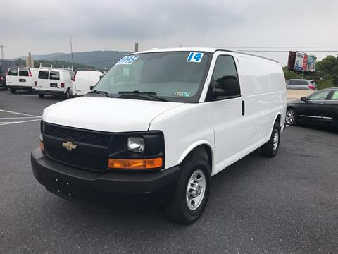 2014 Chevrolet Express Cargo For Sale In Dillsburg PA