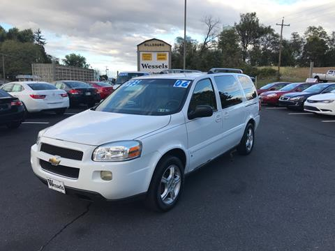2006 Chevrolet Uplander for sale in Dillsburg, PA
