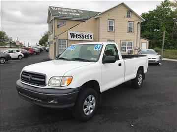 2001 Toyota Tundra for sale in Dillsburg, PA