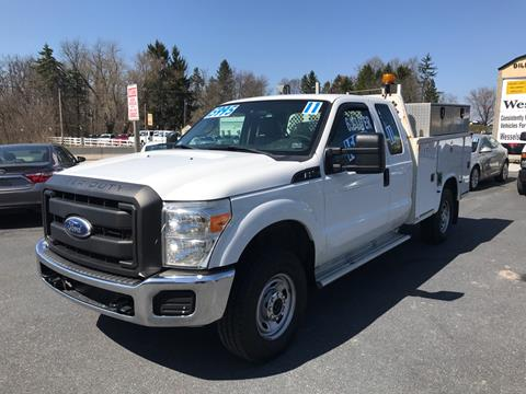 2011 Ford F-350 Super Duty for sale in Dillsburg, PA