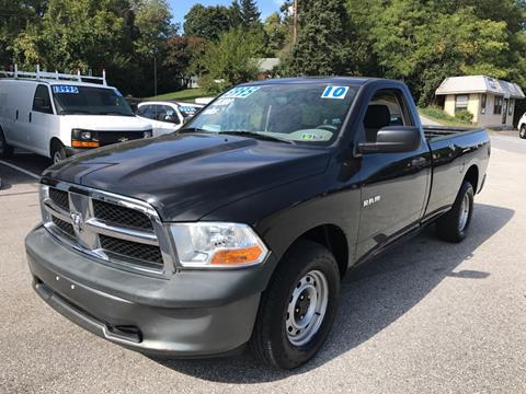 2010 Dodge Ram Pickup 1500 for sale in Dillsburg, PA