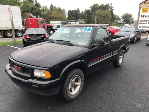 1996 GMC Sonoma for sale in Dillsburg, PA
