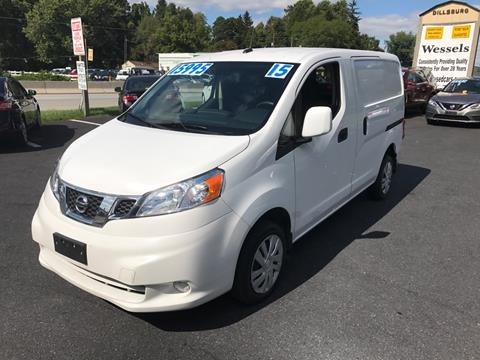 2015 Nissan NV200 for sale in Dillsburg, PA