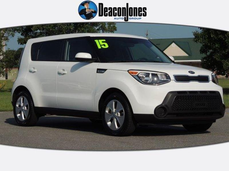 2015 Kia Soul 4dr Wagon 6A   Goldsboro NC