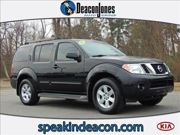 2008 Nissan Pathfinder for sale in Goldsboro, NC