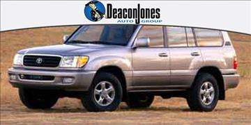 2001 Toyota Land Cruiser for sale in Goldsboro, NC