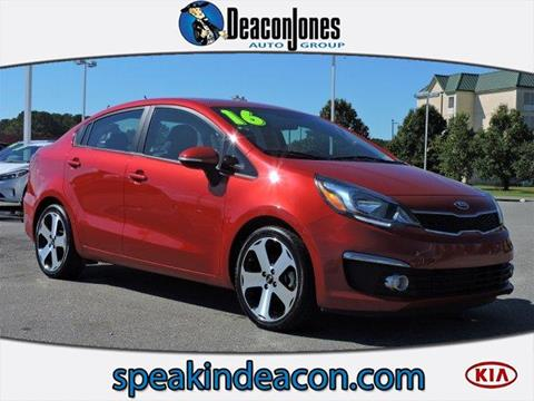 2016 Kia Rio for sale in Goldsboro, NC