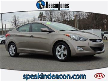 2013 Hyundai Elantra for sale in Goldsboro, NC