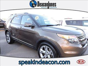2015 Ford Explorer for sale in Goldsboro, NC