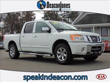 2014 Nissan Titan for sale in Goldsboro, NC