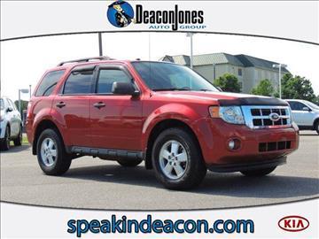 2012 Ford Escape for sale in Goldsboro, NC
