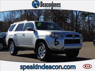 2016 Toyota 4Runner for sale in Goldsboro, NC