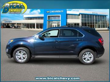 2017 Chevrolet Equinox for sale in Valley Stream, NY