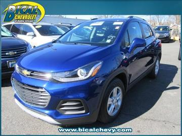 2017 Chevrolet Trax for sale in Valley Stream, NY