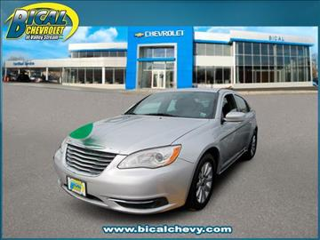2011 Chrysler 200 for sale in Valley Stream, NY