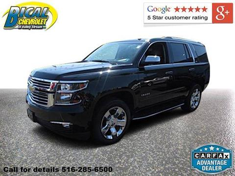 2015 Chevrolet Tahoe for sale in Valley Stream, NY