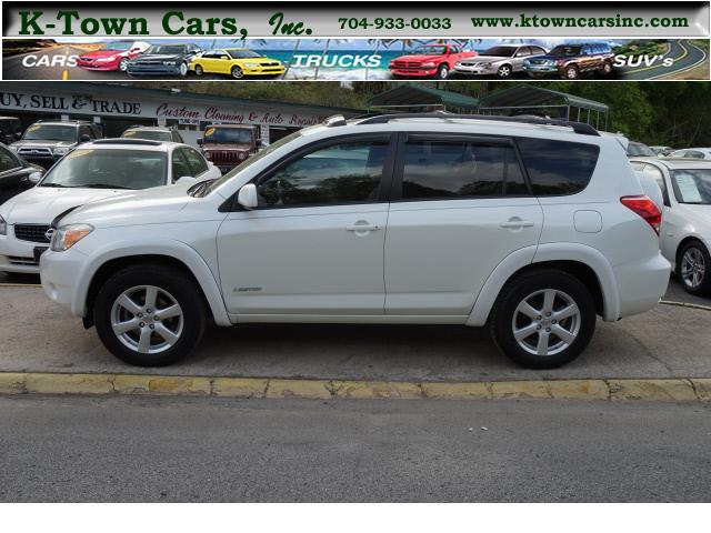 2008 Toyota RAV4 for sale in Kannapolis NC