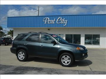 2005 Acura MDX for sale in Morehead City, NC