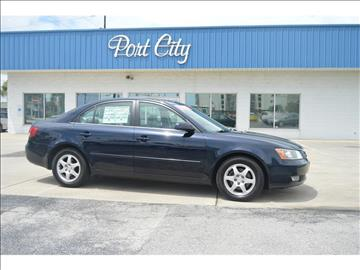 2006 Hyundai Sonata for sale in Morehead City, NC