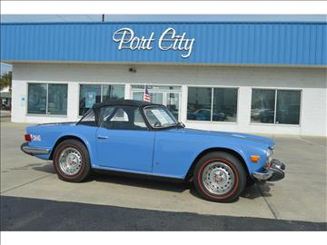 1974 Triumph TR6 for sale in Morehead City, NC