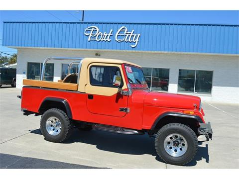 1981 Jeep Scrambler for sale in Morehead City, NC