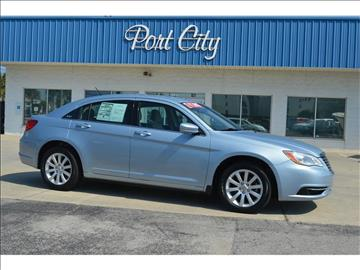 2013 Chrysler 200 for sale in Morehead City, NC