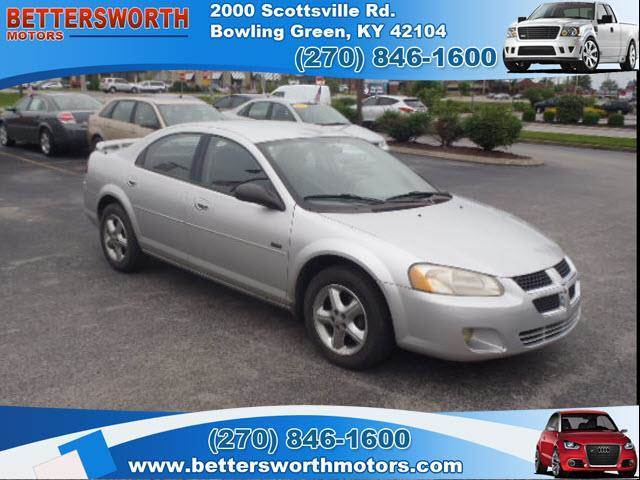 Dodge stratus for sale in kentucky for Bettersworth motors bowling green ky