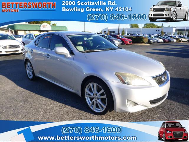 Lexus is 350 for sale in burlington nc for Bettersworth motors bowling green ky