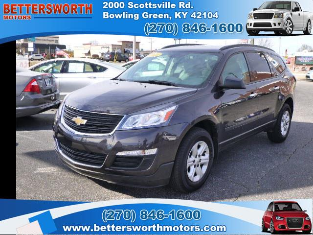 2013 chevrolet traverse for Bettersworth motors bowling green ky