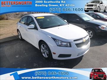 Used cars for sale bowling green ky for Bettersworth motors bowling green ky