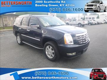 Suvs for sale bowling green ky for Bettersworth motors bowling green ky