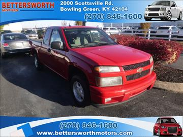 Chevrolet trucks for sale bowling green ky for Bettersworth motors bowling green ky