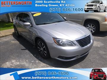 Sedan for sale bowling green ky for Bettersworth motors bowling green ky