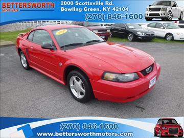 Used cars for sale cars for sale new cars for Bettersworth motors bowling green ky