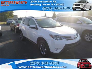 Cars for sale bowling green ky for Bettersworth motors bowling green ky