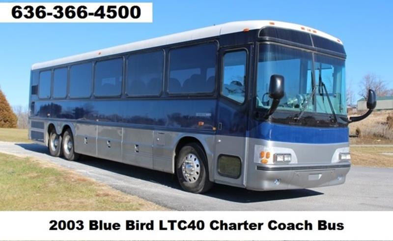 2003 Blue Bird LTC40