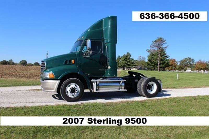 2007 Sterling 9500