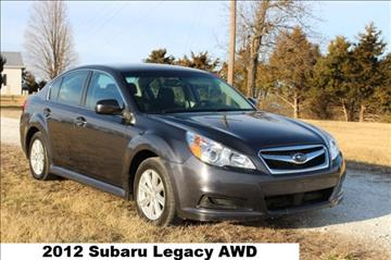 2012 Subaru Legacy for sale in Moscow Mills, MO