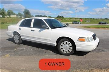 2009 Ford Crown Victoria for sale in Moscow Mills, MO